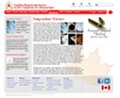 Canadian Biomaterials Society - Site Design and Development
