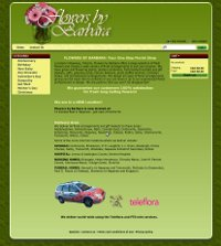 Flowers by Barbara Site Redesign