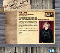 LorisLoft.ca - Salon Appointment Booking System