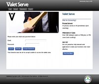 Move Application to New URL and Rebrand as ValetServe